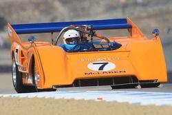 Scott Hughes, 1971 McLaren M8F