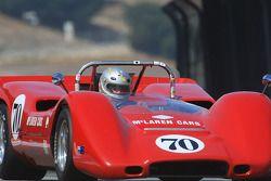David Hankin, 1968 McLaren