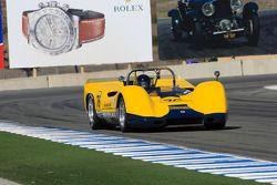 Steve Cook, 1968 McLaren M6B