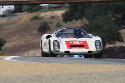 Tom Nuxtol, Kirkland, 1967 Porsche 910