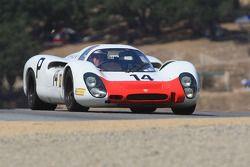 Brad Hook, 1968 Porsche 908