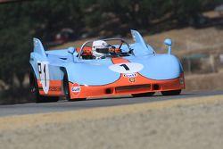 Brian Redman, 1971 Porsche 908/3