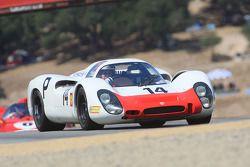 Брэд Хук, 1968 Porsche 908