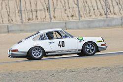 Bruce O'Neil, 1967 Porsche 911T/R
