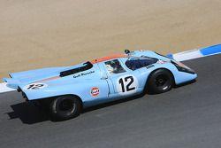 Chris MacAllister, 1969 Porsche 917K