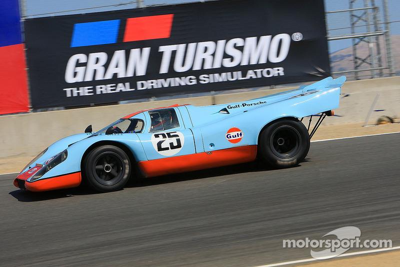 Дерек Белл, Porsche 917K 1969