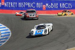 Kent Morgan, 1968 Porsche 907