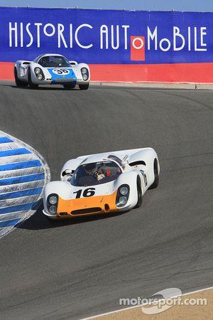 Cameron Healy, 1968 Porsche 908