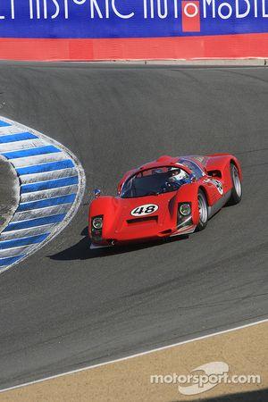Michael Reischl, 1966 Porsche 906