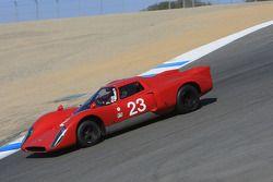 Bob Kullas, Avon, 1969 Chevron B16