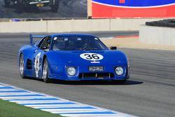 Leigh Keno, 1980 Ferrari 512 BBLM