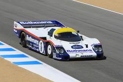 Ranson Webster, 1982 Porsche 956