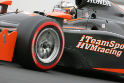 Robert Doornbos, HVM Racing