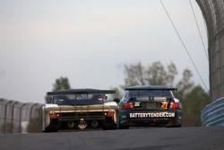 #21 Battery Tender/ MCM Racing Pontiac GTO.R: Matt Connolly, Bethlehem, Peter London, #55 Supercar Life Racing BMW Riley: Christophe Bouchut, Scott Tucker