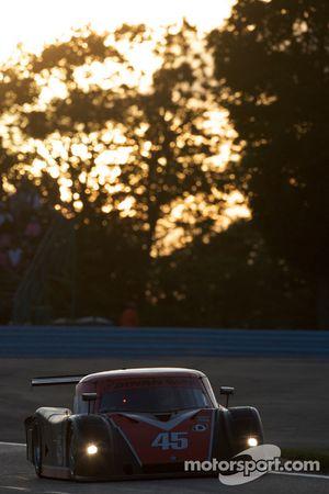 #45 Orbit Racing BMW Riley: Ryan Dalziel, Bill Lester