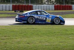 #77 Team Felbermayr - Proton Porsche 997 GT3 RSR: Marc Lieb, Richard Lietz, Horst Felbermayr Sr.