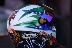 Casque de Troy Bayliss