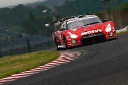 #1 Motul Autech GT-R: Satoshi Motoyama, Michael Krumm