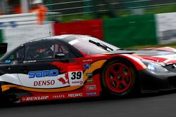 #39 Dunlop Sard SC430: Andre Couto, Kohei Hirate