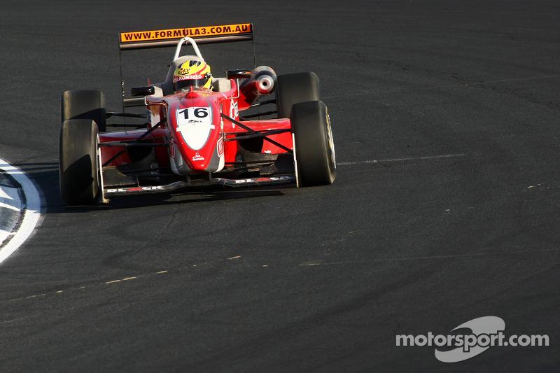 2009: Dallara F304 Sodemo-Renault, Australian Formula 3