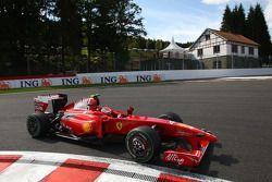 Kimi Räikkönen, Scuderia Ferrari F60
