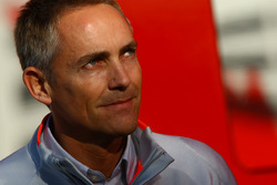 Martin Whitmarsh, McLaren, Director Ejecutivo