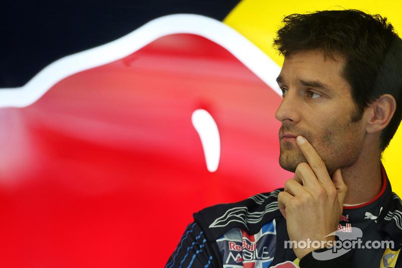 Mark Webber. 215 grandes premios.