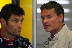 Mark Webber, Red Bull Racing, David Coulthard, Red Bull Racing,