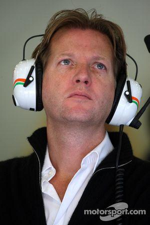 Michael Mol, Force India F1 Team