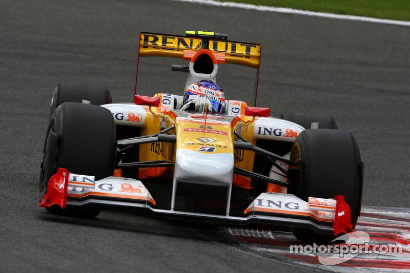 Romain Grosjean: 164 Grand Prix'nin 58'inden puanla ayrıldı