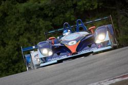 #19 van der Steur Racing Radical SR9 AER: Gunnar van der Steur, Adam Pecorari