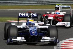 Нико Росберг, Williams F1 Team, Тимо Глок, Toyota F1 Team