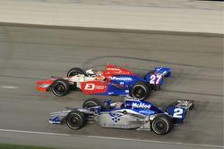 Rapheal Matos, Luzco Dragon Racing and Hideki Mutoh, Andretti Green Racing