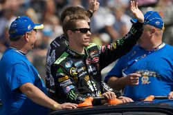 Drivers introduction: Brad Keselowski and J.R. Fitzpatrick