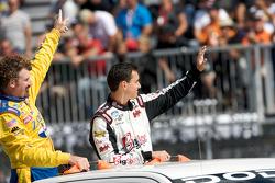 Drivers introduction: Boris Said and Brad Coleman