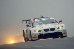 #92 BMW Rahal Letterman Racing Team BMW E92 M3: Tom Milner, Dirk Muller