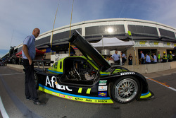 #77 Doran Racing Ford Dallara: Marcos Ambrose, Carl Edwards