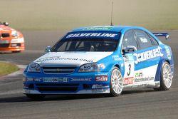 Jason Plato leads Team RAC BMW
