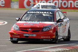 Matt Neal leads Martyn Bell