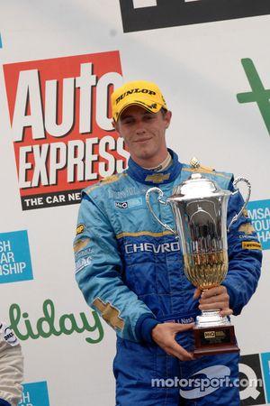 3rd place James Nash
