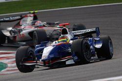 Roldan Rodriguez leads Kamui Kobayashi