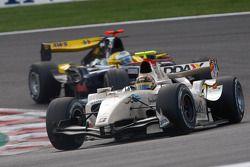 Davide Valsecchi leads Luca Filippi