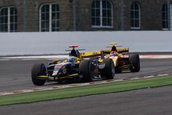 Luca Filippi leads Dani Clos