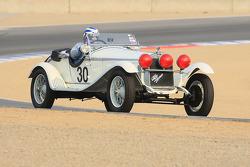 Scott McClenahan, 1930 Alfa Romeo 6C