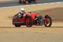 Larry Ayers, 1930 Morgan Super Aero