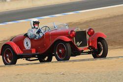 Martin Swig, 1928 Alfa Romeo 6C-1500