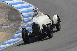 Alan Patterson, 1934 Lagonda Rapier