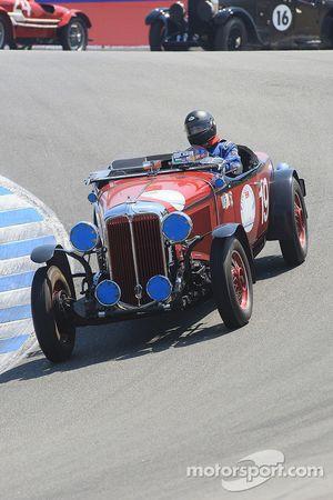Howard Swig, 1931 Chrysler CD-8 LM