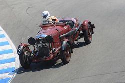 Daniel Ghose, 1936 Lagonda LG 45