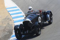 Jack Goffette, 1927 Bentley 6.5